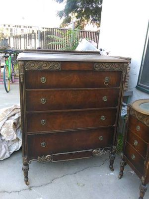 Antique furniture 300 obo for Sale in Fresno, CA