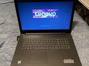 17 inch Lenovo laptop 8th Gen i5 intel for Sale in Pasadena, CA