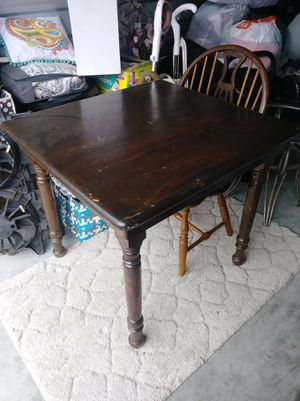 Breakfast table and 2 chairs for Sale in Loganville, GA
