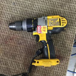 DeWalt Hammer drill on clearance sale for Sale in Kansas City,  MO