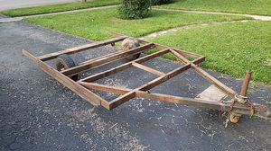 Camper Trailer Frame Project for Sale in Cary, IL