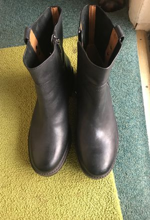 Coach Womens Georgetta Leather BOOTS for Sale in Alexandria, VA