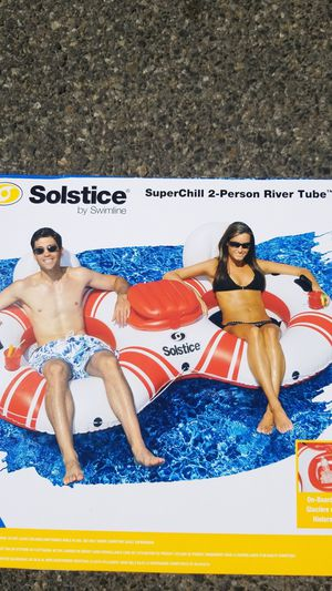 Solstice 2 person river tube for Sale in Kennewick, WA