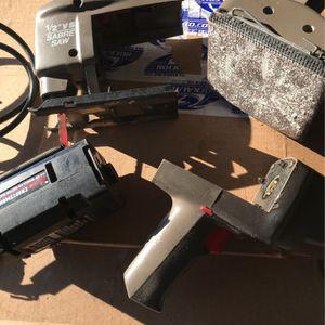 Craftsman Drill Sander Sabre Saw for Sale in Philadelphia, PA