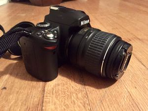 Nikon D40 Digital Camera for Sale in Nashville, TN