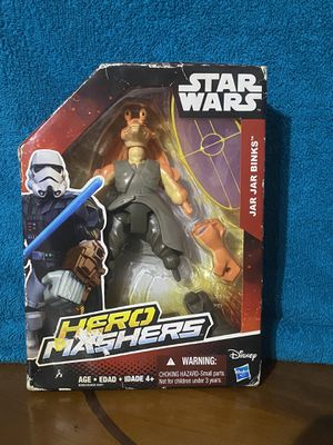 STAR WARS HERO MASHERS for Sale in Hondo, TX