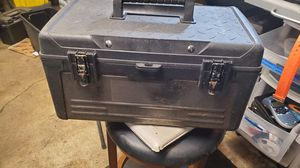 Deep Tool Box W/Tray for Sale in Nashville, TN