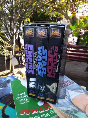 VHS tapes for Sale in GLMN HOT SPGS, CA