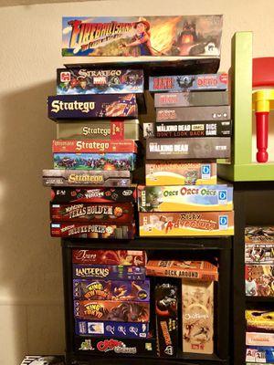 Board Games, $3 Each for Sale in Springfield, VA