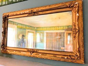 Antique Plaster Framed Looking Glass for Sale in Atlanta, GA