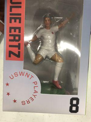 Julie Ertz U.S women's soccer action figure for Sale in Medley, FL