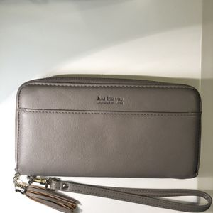 Wallet with Wristlet Strap And 12 card Slots for Sale in Edmond, OK