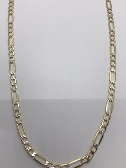 """Fígaro Chain 26"""" Gold 14kt for Sale in Arvin,  CA"""