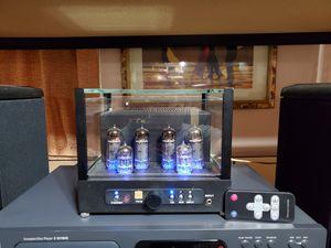 Jolida FX10 tube amplifier. Remote control included. for Sale in Chicago, IL