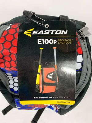 "Easton ""Bat Pack"" Baseball Bag E100P Brand New With Tags for Sale in Bentonville, AR"