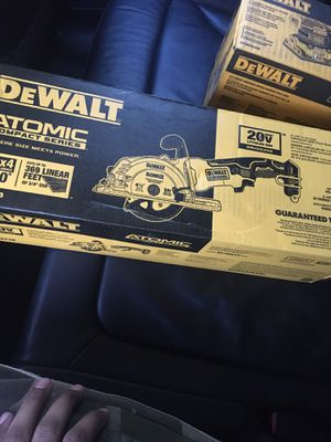 Circle saw Dewalt for Sale in The Bronx, NY