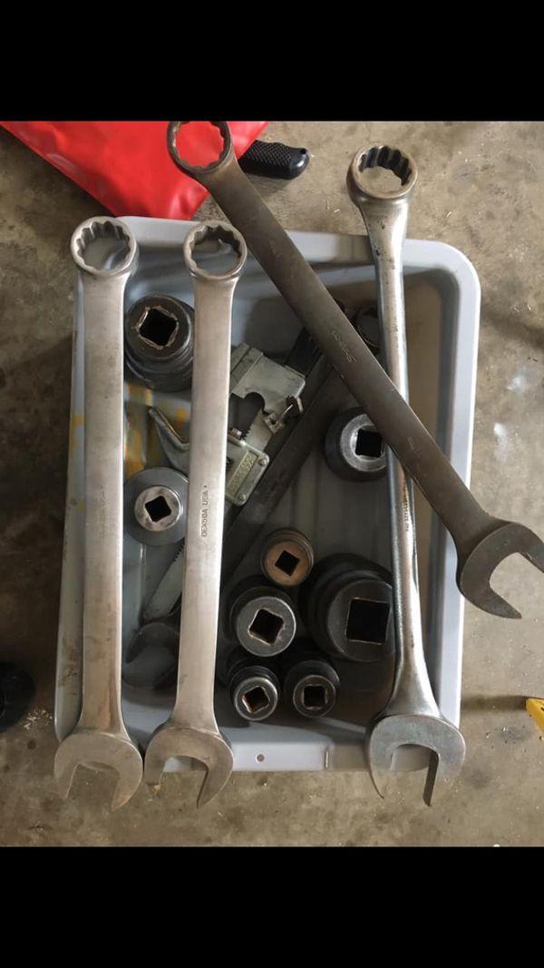Large tools
