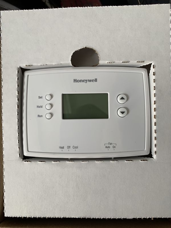 Honeywell Programmable Thermostat 7-day