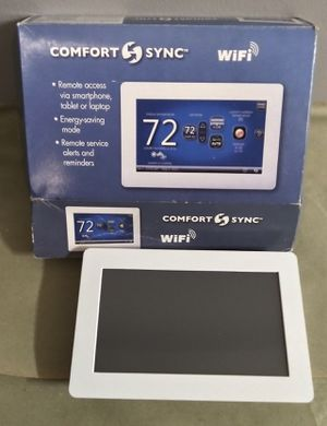 New COMFORT SYNC WI FI THERMOSTAT by Allied Air Enterprises for Sale in Lakewood, WA