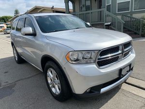 2012 DODGE DURANGO 90k miles CLEAN TITLE for Sale in Los Angeles, CA