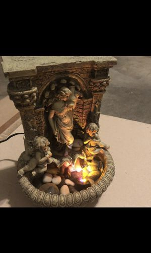 """Water fountain about (h10xw6.5xd8"""") for Sale in Doraville, GA"""