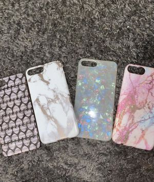 IPhone 7/8 plus cases for Sale in Palmdale, CA