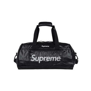Authentic Supreme duffle bag, Bathing Bape belt included for a low price for Sale in Providence, RI