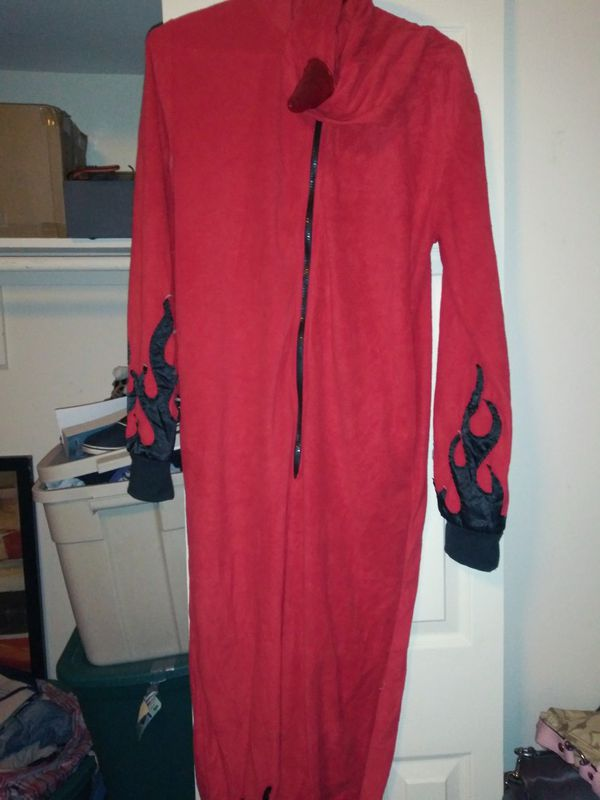 Devil's costume size medium Halloween coming get your costume