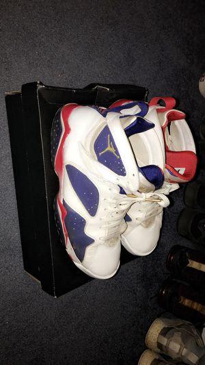 Jordan 7 olympics size 11 for Sale in Harrison, MI