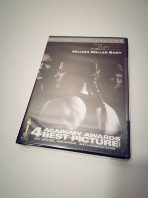 Million Dollar Baby 2004 DVD Sealed for Sale in Queens, NY