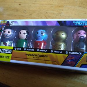 Marvel Pin Mate Guardians Of the Galaxy Vol 2 Set Of 5 NEW CONVENTION EXCLUSIVE for Sale in Morrow, GA