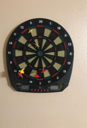 Electronic dart game. for Sale in Colorado Springs, CO