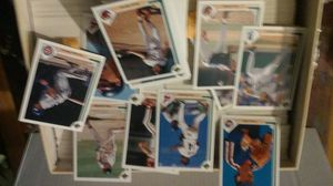 91 and 92 baseball upper deck cards for Sale in Phoenix, AZ