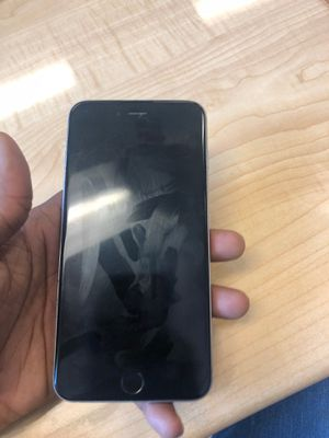 iPhone 6 Plus Silver for Sale in Decatur, GA