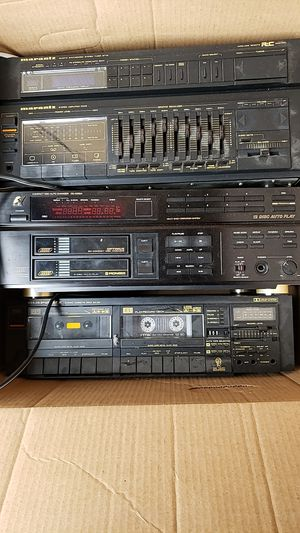 Marantz stereo system for Sale in Upland, CA