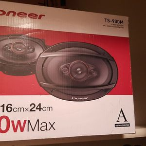 Pioneer Car Speakers for Sale in San Antonio, TX