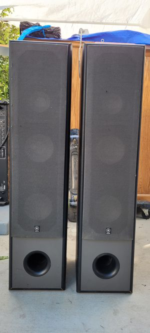 """Speakers Yamaha NS-A100XT, 3WAY , DUAL WOOFER 6""""5 for Sale in Santa Ana, CA"""