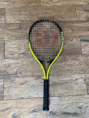Wilson tennis racket for Sale in La Mirada, CA