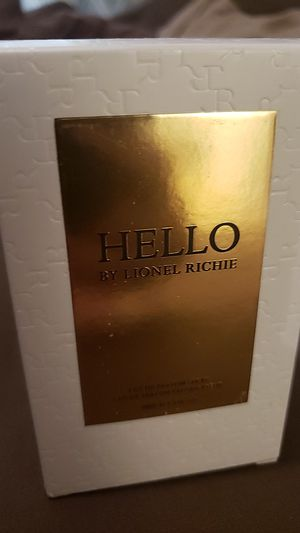 (Women) Hello by Lionel Richie for Sale in Tampa, FL