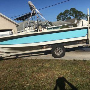 "20 Center Console"" Great Mackerel Catching boat for Sale in Port St. Lucie, FL"