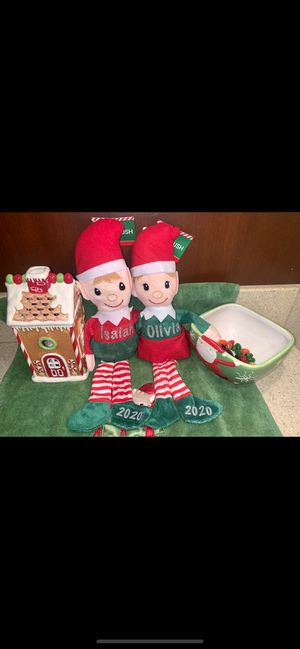 Custom Christmas elves for Sale in Olive Branch, MS