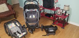 Car seat/ Stroller Combo plus base for Sale in TWN N CNTRY, FL