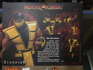 Mortal Kombat, Scorpion for Sale in Fontana, CA