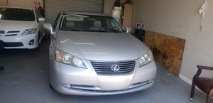 2007 Lexus Es350 navigation for Sale in Pompano Beach, FL