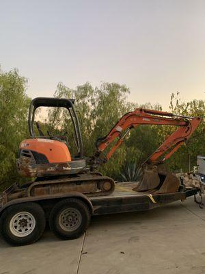 Mini excavator and skid steer loader operators for Sale in Temecula, CA