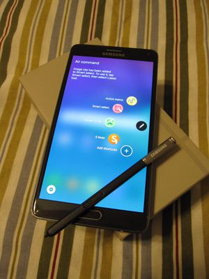 Samsung Galaxy Note 4 (T-Mobile) for Sale in Chantilly, VA