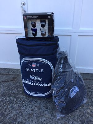 Seahawks Bundle - Brand New Officially Licensed Gear for Sale in Seattle, WA