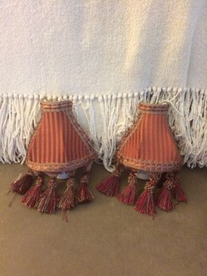 2 Moroccan or Parisian Style Night Lights for Sale in Hampton, VA