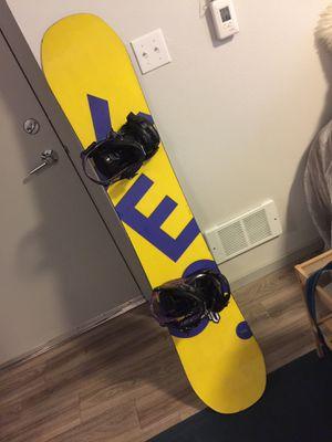Yes 149 Board, K2 Bindings, & Ride Bag for Sale in Seattle, WA