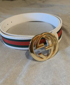 Gucci belt (no trades ) for Sale in Pittsburgh, PA